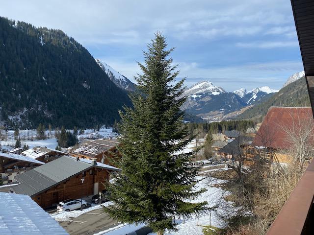 Wakacje w górach Logement 4 personnes - La Résidence les Montagnys - Châtel