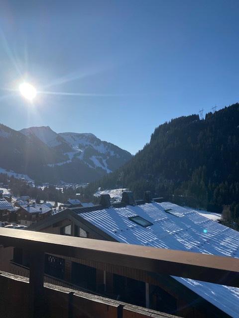 Vacances en montagne Logement 4 personnes - La Résidence les Montagnys - Châtel