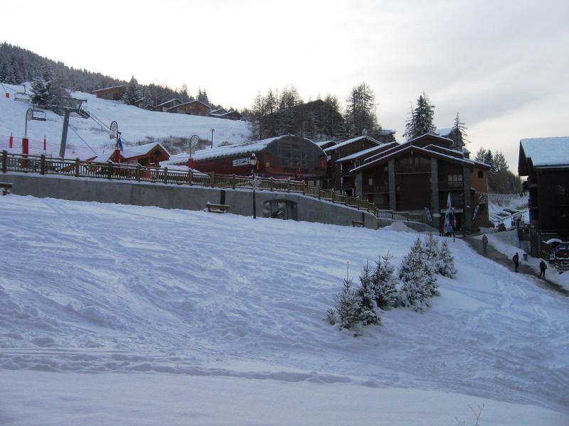 Vacaciones en montaña Estudio para 4 personas (006) - La Résidence les Pentes - Montchavin La Plagne