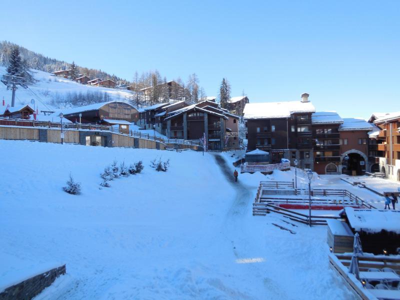 Vacances en montagne Studio 4 personnes (008) - La Résidence les Pentes - Montchavin La Plagne