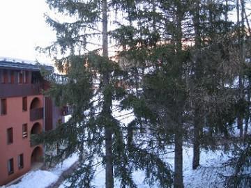 Vacances en montagne Appartement 2 pièces 4 personnes (026) - La Résidence les Pentes - Montchavin La Plagne