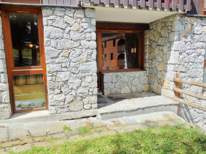 Ski verhuur Appartement 2 kamers 4 personen (004) - La Résidence les Pentes - Montchavin La Plagne - Buiten zomer