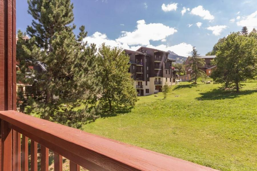 Holiday in mountain resort Divisible studio 4 people (ROC22) - La Résidence les Roches - Montchavin - La Plagne