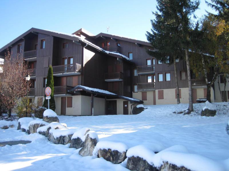 Vakantie in de bergen La Résidence les Roches - Montchavin La Plagne