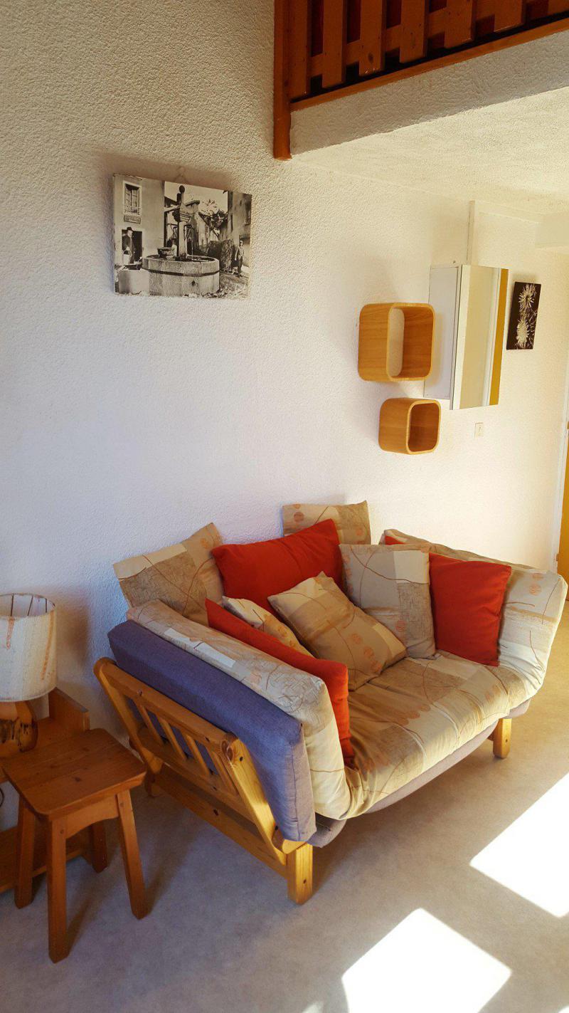 Wakacje w górach Apartament 2 pokojowy z antresolą 4 osoby (683) - La Résidence les Sétives - Aussois