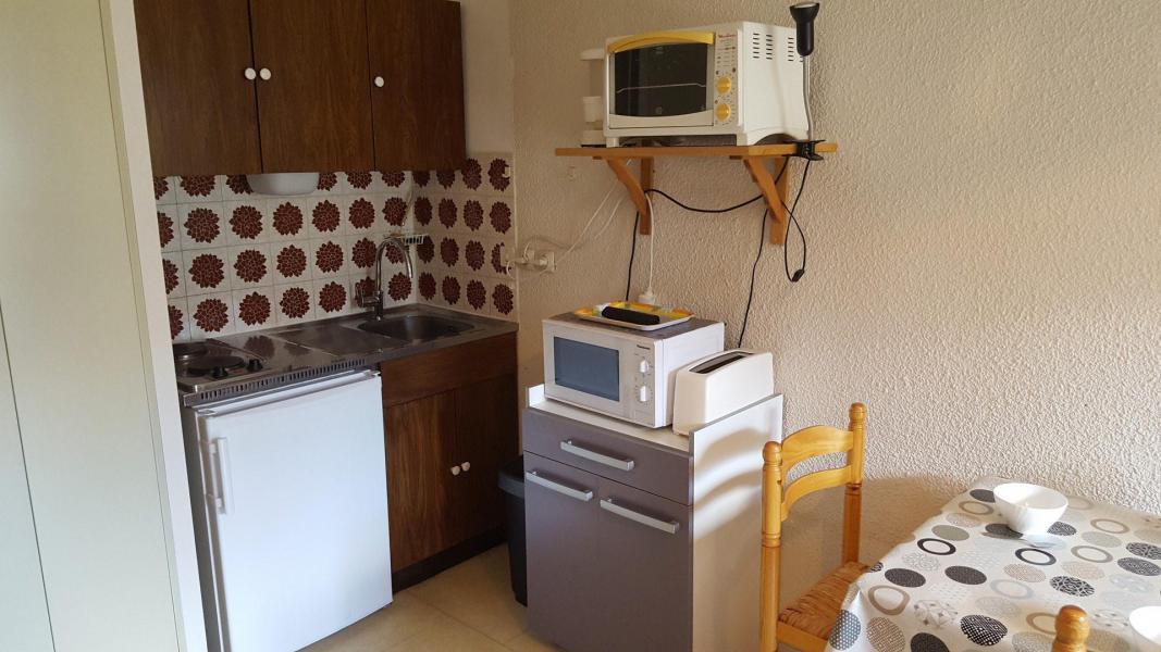 Каникулы в горах Квартира студия для 2 чел. (19) - La Résidence les Sétives - Aussois