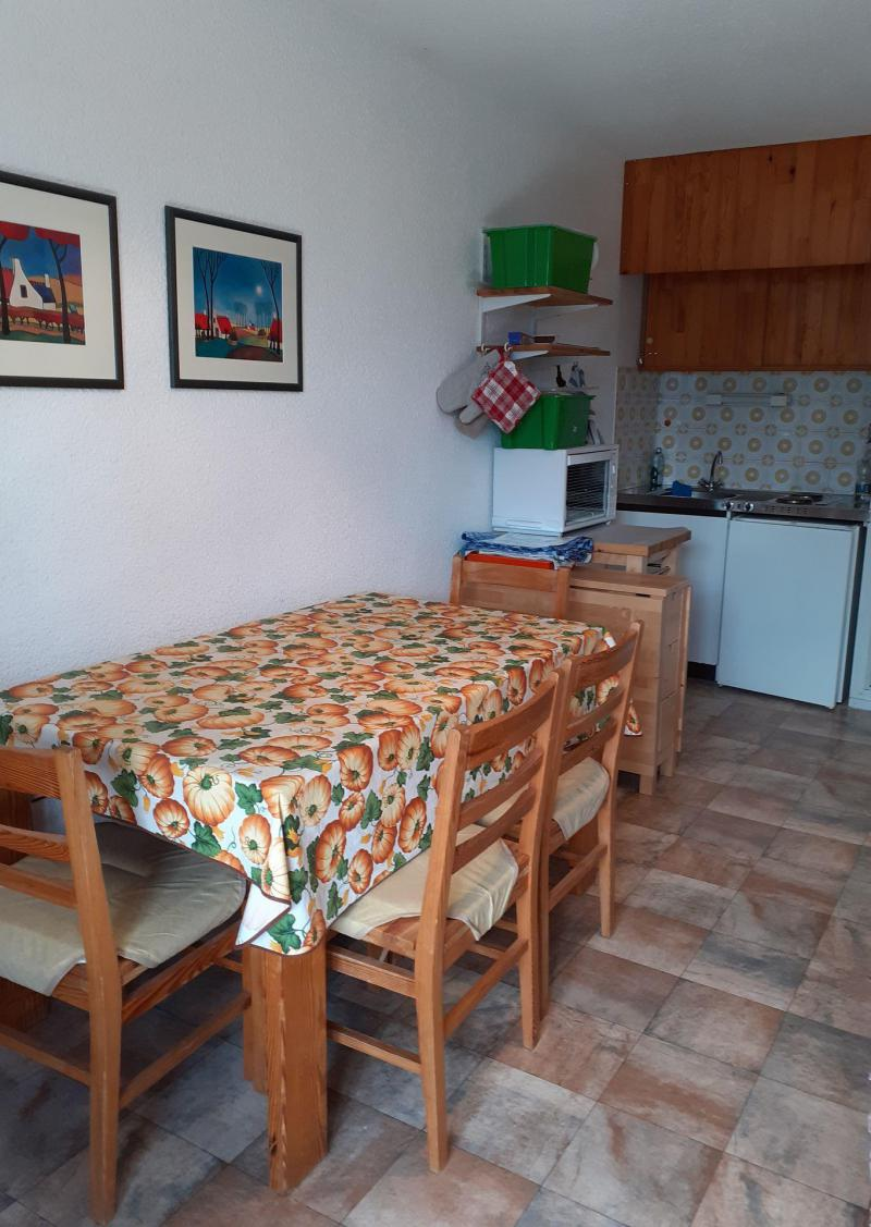 Каникулы в горах Квартира студия кабина для 4 чел. (633) - La Résidence les Sétives - Aussois