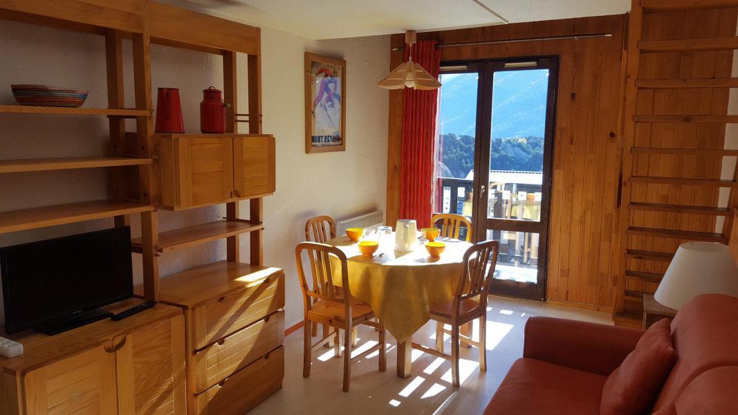 Wakacje w górach Apartament 2 pokojowy 4 osób (631) - La Résidence les Sétives - Aussois