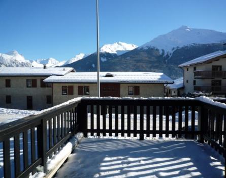 Wakacje w górach Studio kabina 4 osoby (22) - La Résidence les Sétives - Aussois