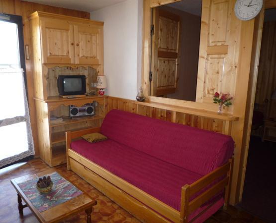 Wakacje w górach Apartament 2 pokojowy 4 osób (611) - La Résidence les Sétives - Aussois - Pokój gościnny