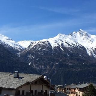 Wakacje w górach Apartament 2 pokojowy 5 osób (632) - La Résidence les Sétives - Aussois - Balkon