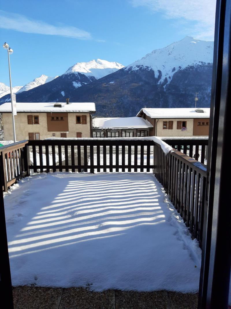 Wakacje w górach Studio 2 osoby (661) - La Résidence les Sétives - Aussois - Balkon