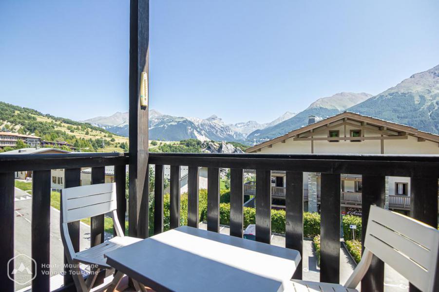 Каникулы в горах Квартира студия для 2 чел. (62) - La Résidence les Sétives - Aussois - Стол