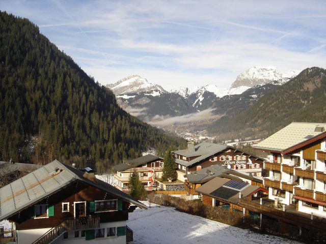 Wakacje w górach Studio dwupoziomowe  4 osoby - La Résidence les Tavaillons - Châtel