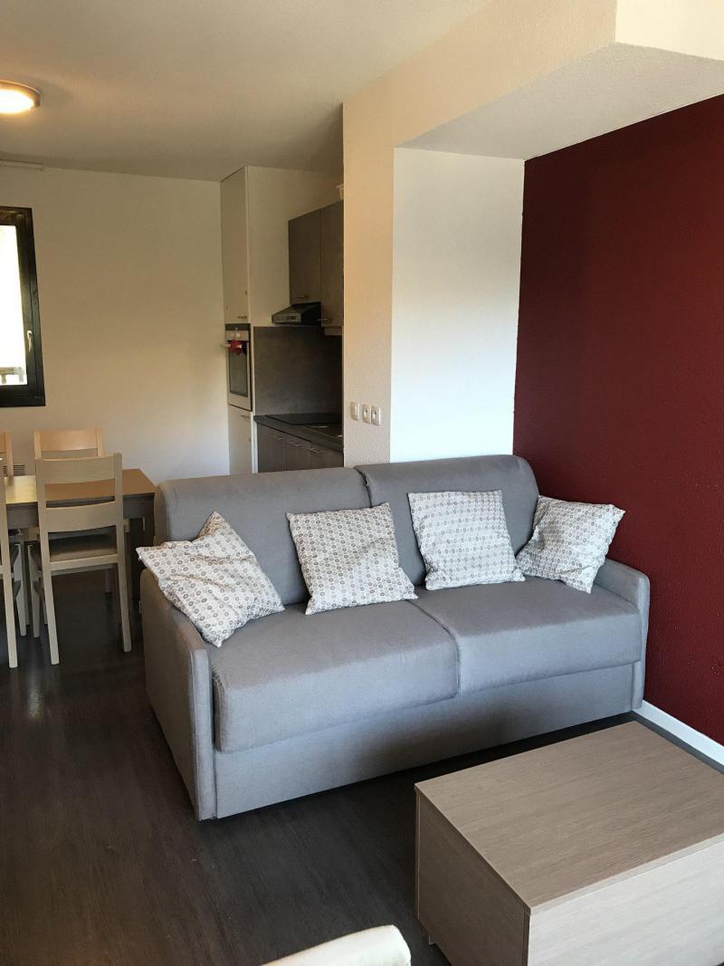 Vacaciones en montaña Apartamento 2 piezas para 4 personas (602) - La Résidence les Terrasses de Véret - Flaine