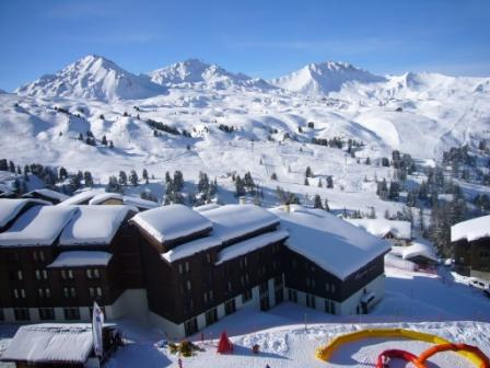 Holiday in mountain resort 2 room duplex apartment 5 people (809) - La Résidence Licorne - La Plagne