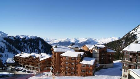 Holiday in mountain resort 2 room apartment 5 people (613) - La Résidence Licorne - La Plagne
