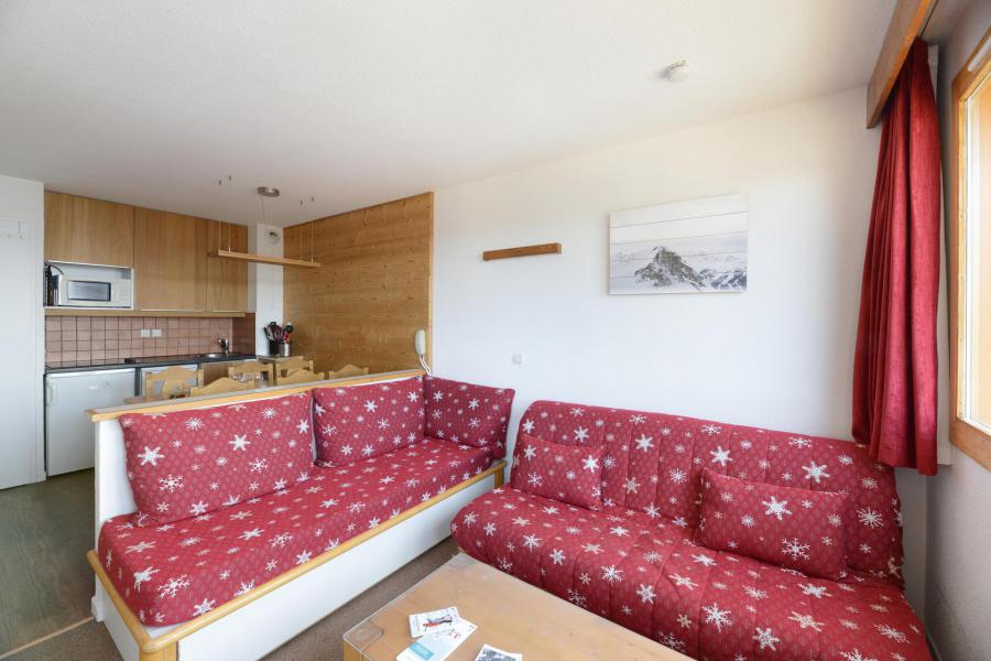 Holiday in mountain resort 2 room apartment sleeping corner 6 people (507) - La Résidence Licorne - La Plagne