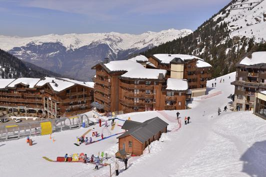 Holiday in mountain resort 3 room apartment 6 people (515) - La Résidence Licorne - La Plagne