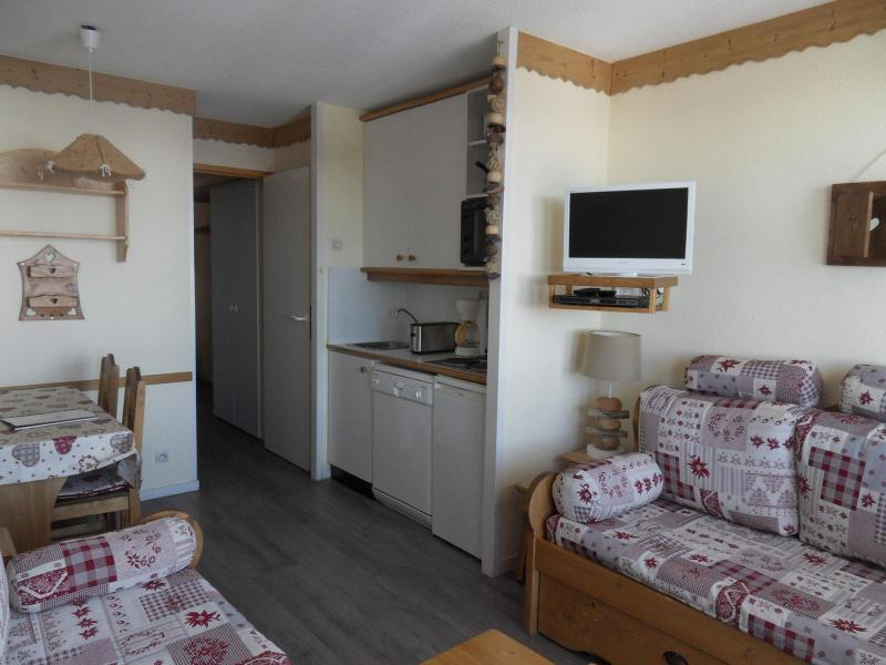 Holiday in mountain resort 2 room apartment 5 people (612) - La Résidence Licorne - La Plagne