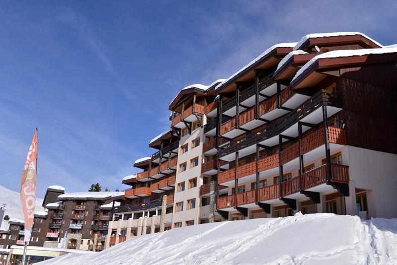 Holiday in mountain resort 3 room duplex apartment cabin 7 people (604) - La Résidence Licorne - La Plagne