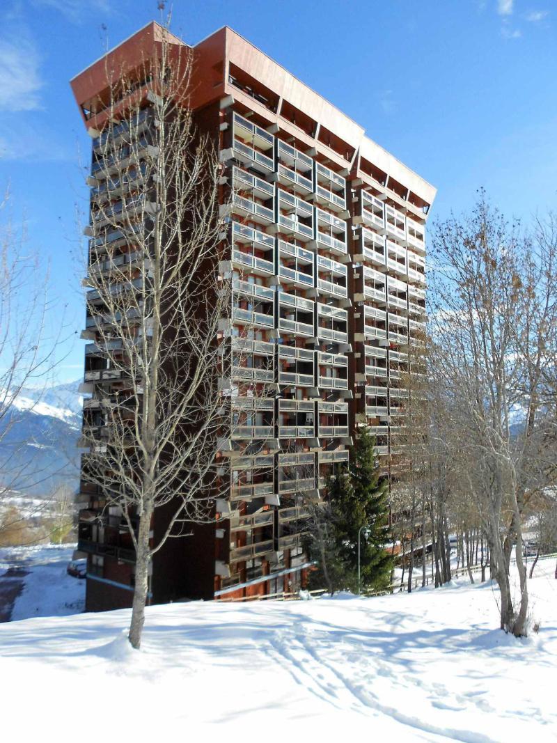 Holiday in mountain resort La Résidence Lunik Orion - Le Corbier