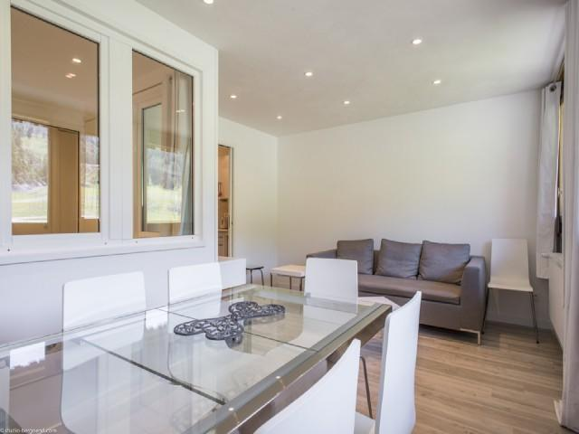 Holiday in mountain resort 3 room apartment 6 people (797) - La Résidence Makalu - La Plagne - Dining area