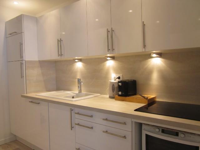 Holiday in mountain resort 3 room apartment 6 people (797) - La Résidence Makalu - La Plagne - Kitchen