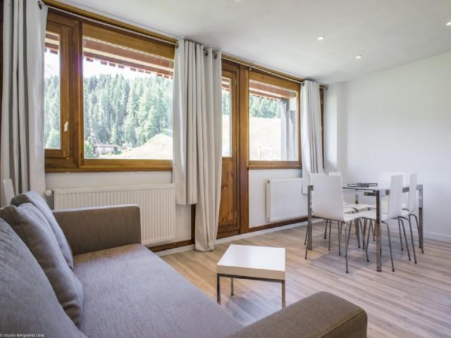 Holiday in mountain resort 3 room apartment 6 people (797) - La Résidence Makalu - La Plagne - Living room