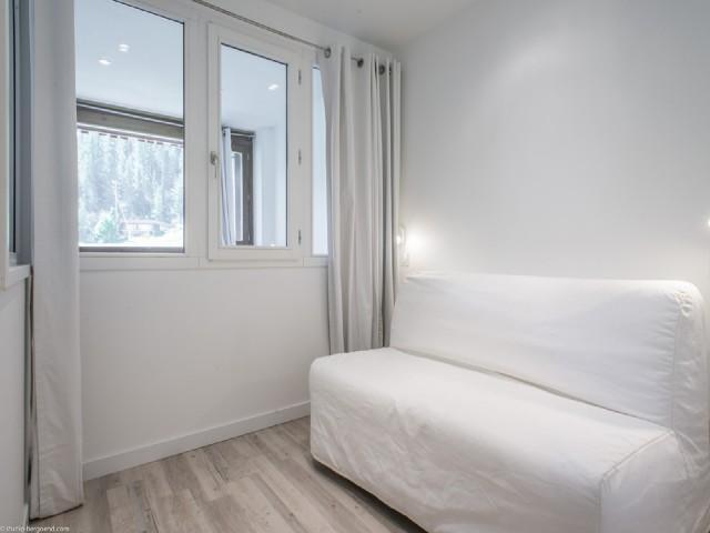 Holiday in mountain resort 3 room apartment 6 people (797) - La Résidence Makalu - La Plagne - Settee