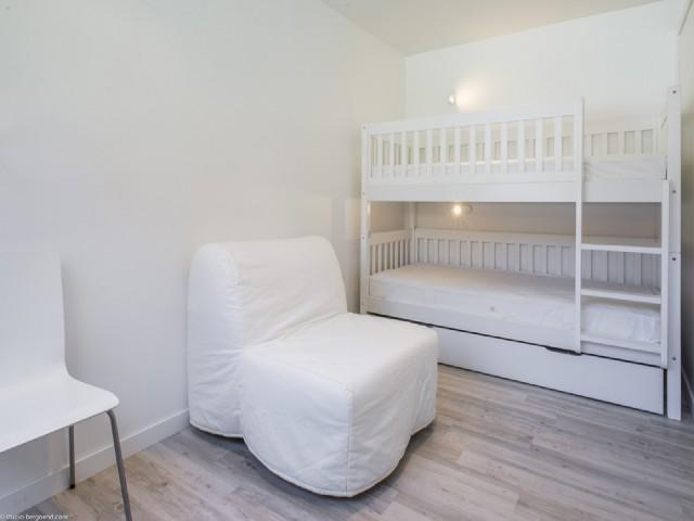 Holiday in mountain resort 3 room apartment 6 people (797) - La Résidence Makalu - La Plagne - Sleeping area