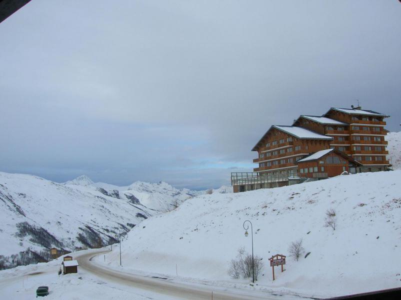 Vacances en montagne Studio coin montagne 4 personnes (524) - La Résidence Médian - Les Menuires