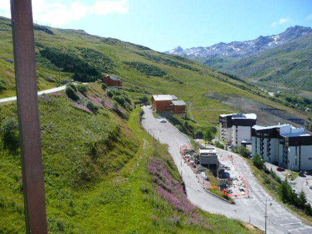 Vacances en montagne Studio coin montagne 4 personnes (511) - La Résidence Médian - Les Menuires