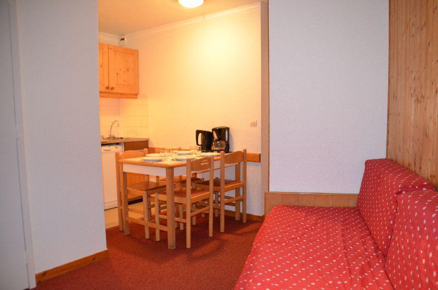 Vacances en montagne Appartement 2 pièces 4 personnes (515) - La Résidence Médian - Les Menuires