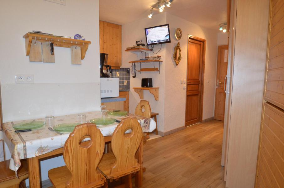 Vacances en montagne Appartement 2 pièces 4 personnes (304) - La Résidence Médian - Les Menuires