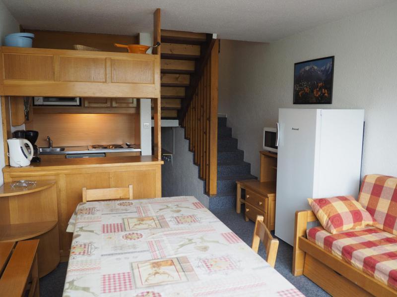 Holiday in mountain resort 3 room triplex apartment 8 people (419) - La Résidence Nant Benoit - Les Menuires