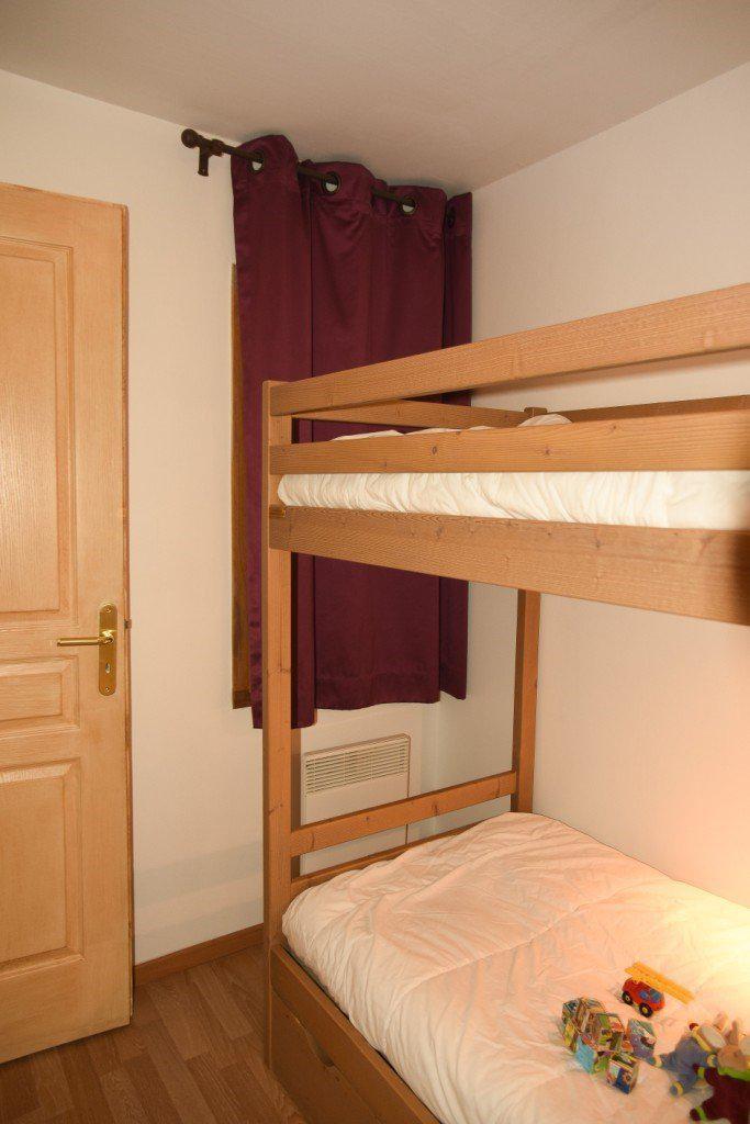 Vacaciones en montaña Apartamento 2 piezas para 4 personas (NG9) - La Résidence Neige et Golf - Montgenèvre