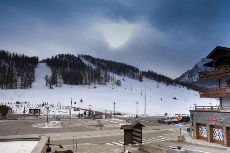 Vacaciones en montaña Apartamento 2 piezas para 4 personas (NG10) - La Résidence Neige et Golf - Montgenèvre
