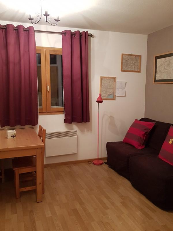 Vacaciones en montaña Apartamento 2 piezas para 4 personas (NG6) - La Résidence Neige et Golf - Montgenèvre
