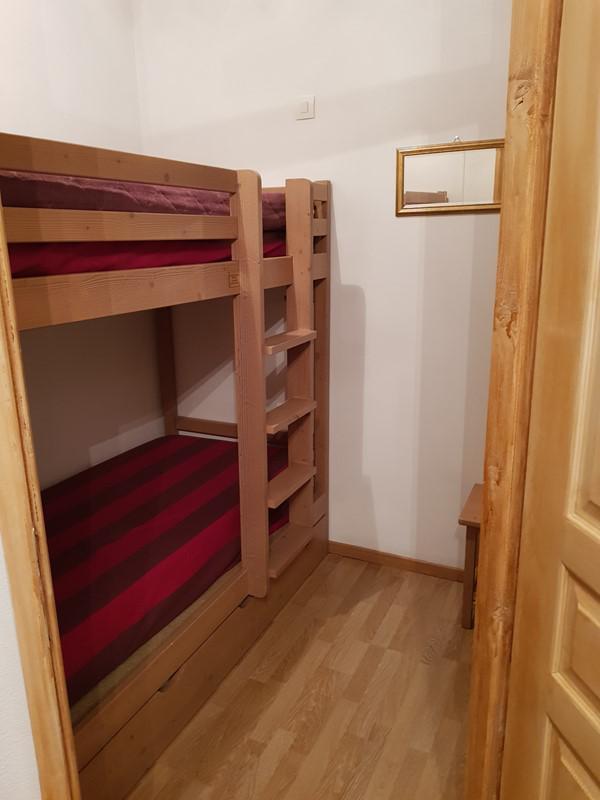 Vacaciones en montaña Apartamento 2 piezas para 4 personas (NG6) - La Résidence Neige et Golf - Montgenèvre - Espacio de noche
