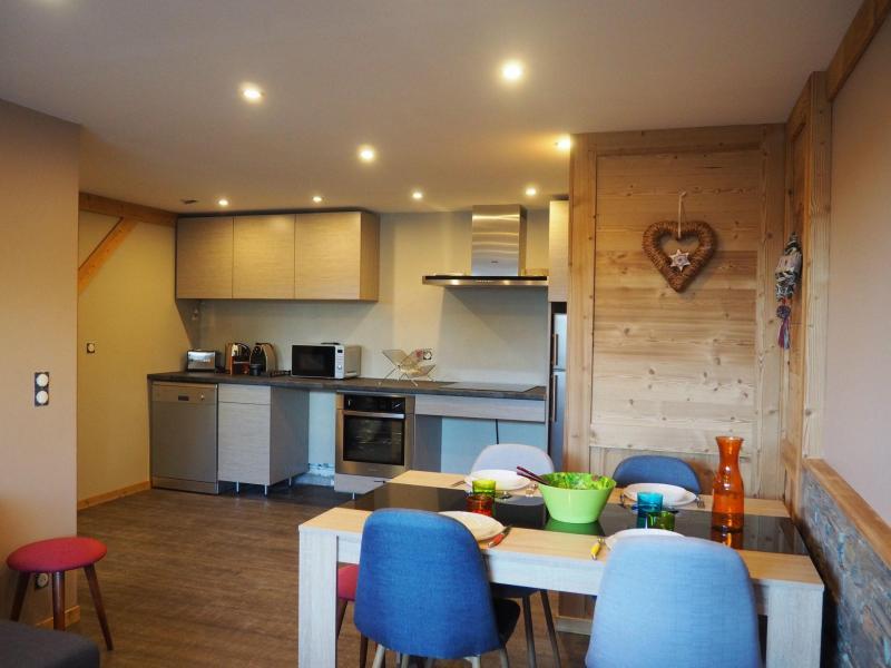 Vacaciones en montaña Apartamento 4 piezas para 6 personas (0003) - La Résidence Oisans - Les Menuires
