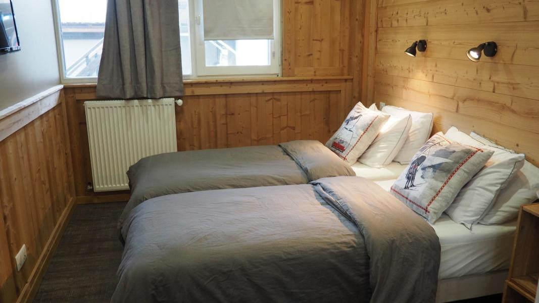 Vacaciones en montaña Apartamento 4 piezas para 6 personas (0003) - La Résidence Oisans - Les Menuires - Cama individual