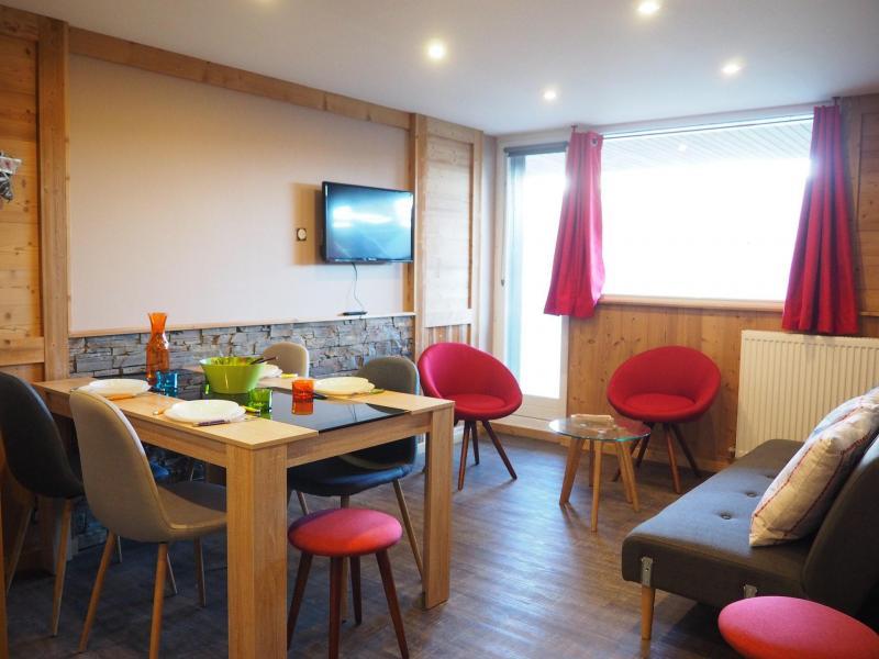 Vacaciones en montaña Apartamento 4 piezas para 6 personas (0003) - La Résidence Oisans - Les Menuires - Estancia
