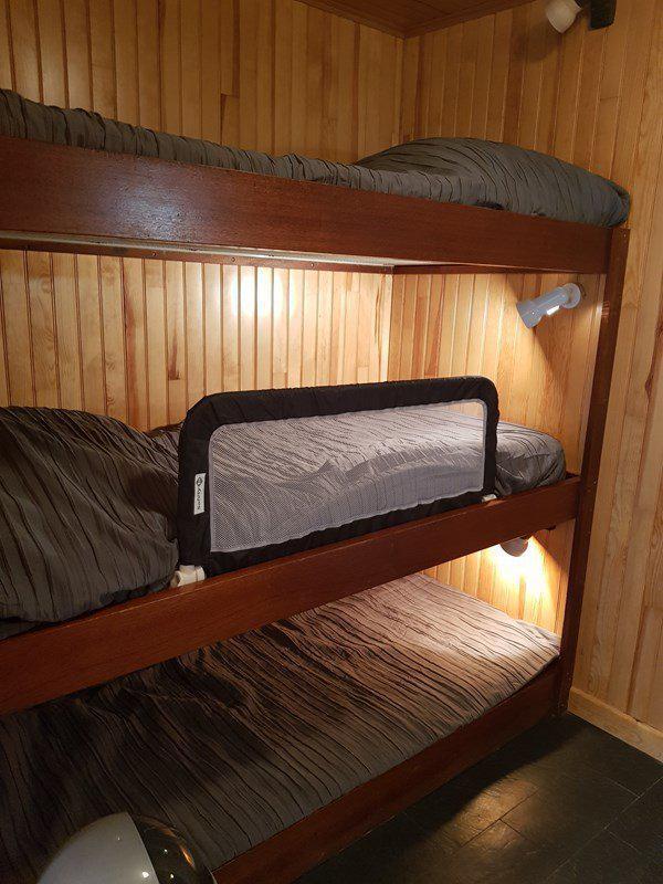 Holiday in mountain resort Studio sleeping corner 4 people (3) - La Résidence Olympia 2000 - Montgenèvre