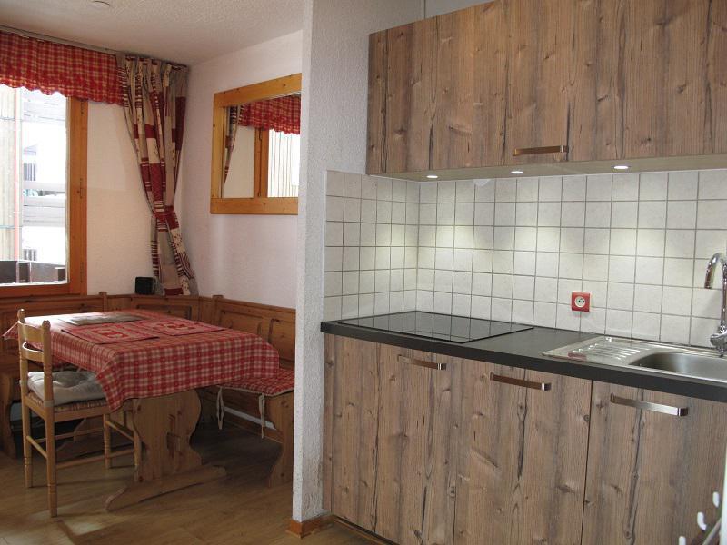 Wakacje w górach Apartament 2 pokojowy z antresolą 5 osób (520) - La Résidence Onyx - La Plagne