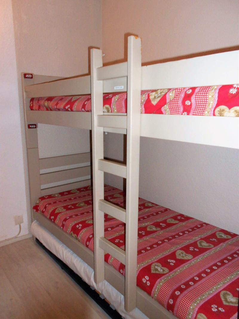 Holiday in mountain resort Studio cabin 5 people (1404) - La Résidence Pégase-Phénix - Le Corbier - Bunk beds