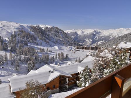 Holiday in mountain resort 2 room apartment 5 people (410) - La Résidence Phoenix - La Plagne