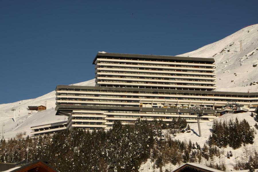 Urlaub in den Bergen La Résidence Pra Coutin - Les Menuires