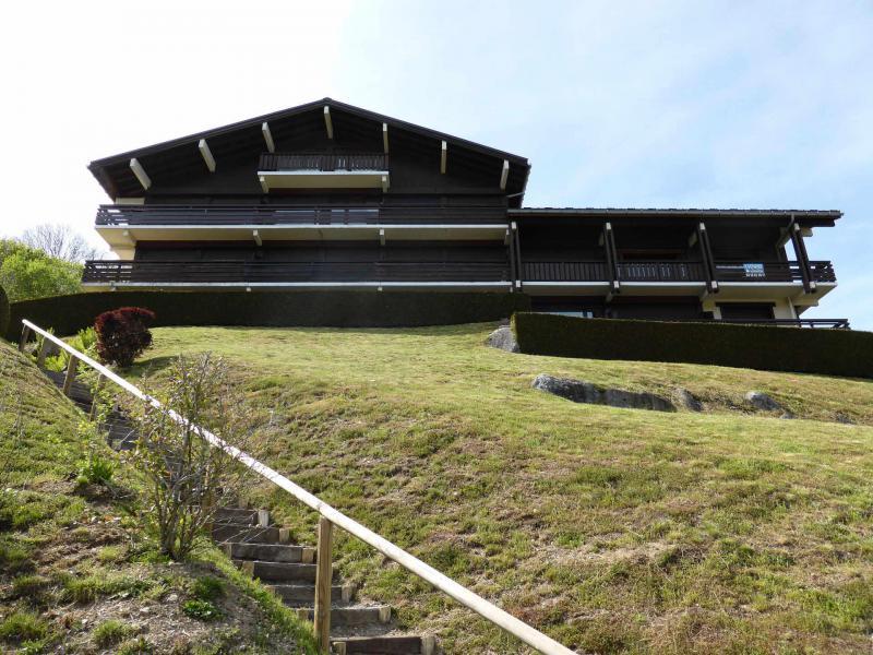 Soggiorno sugli sci La Résidence Princesse en Etraz - Narcisse - Combloux - Esteriore estate