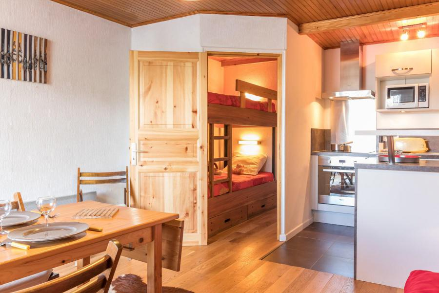 Vacances en montagne Studio coin montagne 4 personnes (MAYAN) - La Résidence Rochebrune - Serre Chevalier - Logement